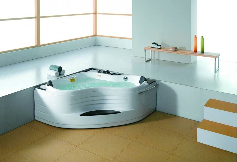 Ba era hidromasaje jacuzzi at 005 c sped artificial en for Jets para jacuzzi